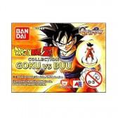 Collezione di 10 Figurine Dragon Ball Z - Gohan vs Cell