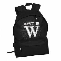 Sac à dos Wati B 43 CM Logo Blanc