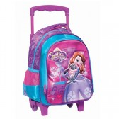Trolley trolley moeders Prinses Sofia 30 CM - satchel tas