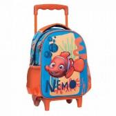 Sac à roulettes trolley maternelle Nemo 31 CM - Cartable