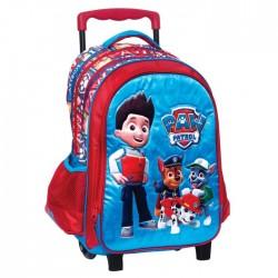 Rolling Backpack Paw Patrol 45 CM - Premium Trolley