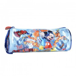 Trousse ronde Mickey Turn up 21 CM