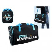 Sac de sport 100% Marseille 55 CM Noir