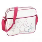 Playboy weiße Handtasche