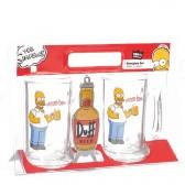 Homer Simpson Ton Becher