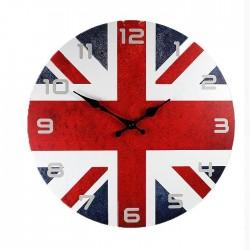 Round clock LONDON
