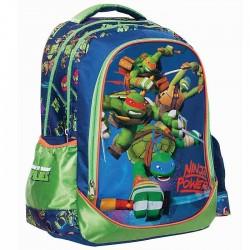 43 CM Power Ninja turtle rugzak
