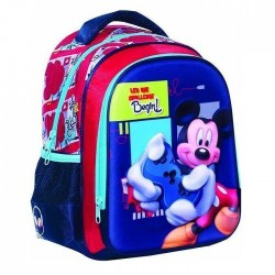 Native Mickey 3D 30 CM - satchel backpack