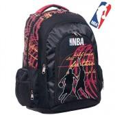 Sac à dos NBA 45 CM rouge Haut de Gamme - Collection Admit One