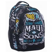 Sac à dos Maui & Sons Surf  Hard 45 CM