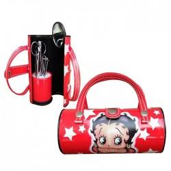 Manicure case bag Betty Boop