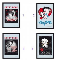 Miroir Betty Boop
