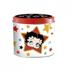 Betty Boop chocolate scent candle
