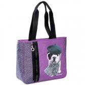 Teo Jasmin Claudie 39 CM high-end shoulder bag