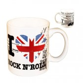 Mug  London ROCK N'ROLL