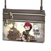 Sac bandoulière Betty Boop Train 21 CM