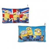 Coussin rectangle Minions