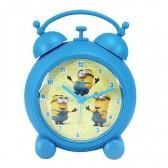 Réveil bleu Les Minions