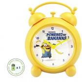 Réveil jaune Minions
