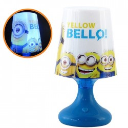 Mini minion 18 cm led lamp