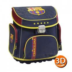 FC Barcelona 38 CM Top-of-the-range rigid binder - FCB 3D