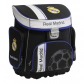 Cartable rigide Real Madrid 38 CM Haut de Gamme 3D