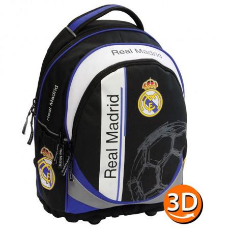 7c41be2f5b Real Madrid ergonomic 45 CM top of range - 2 cpt backpack