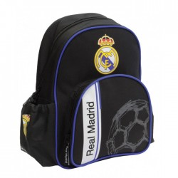 Mochila escolar materna Real Madrid Basic 34 CM