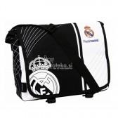 Sac besace Real Madrid Noir et blanc 34 CM