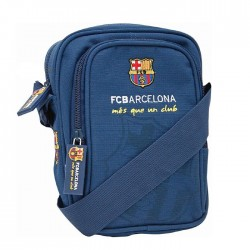 Satchel FCB FC Barcelona azul 20 CM