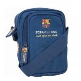 Sacoche FC Barcelone Bleu 20 CM FCB