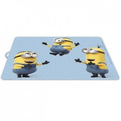 The minion placemat