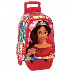 Backpack skateboard Elena d Avalor 43 CM trolley premium - Binder