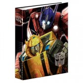 Binder A4 Transformers Power 34 CM