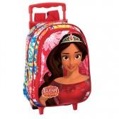 Sac à dos à roulettes maternelle Elena d'Avalor 37 CM trolley - Cartable