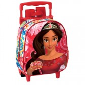 Bevroren sneeuw wielen sneeuw 28 CM koningin-moeder travelbag