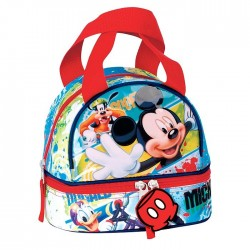 Insulated snack bag Mickey Mouse