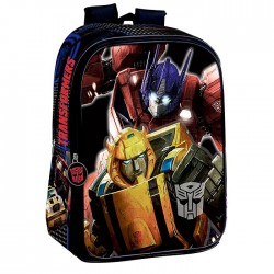 Sac à dos Transformers Power 43 CM Haut de Gamme - Cartable
