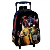 Sac à dos à roulettes maternelle Transformers 37 CM trolley Power - Cartable