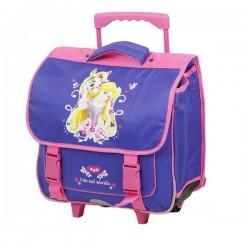 Bookbag skateboard Princess Palace Pets 38 CM