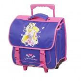 Cartable à roulettes Princesse Palace Pets 38 CM