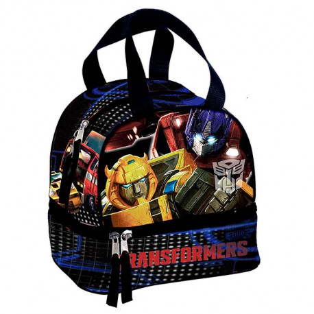 Sac goûter isotherme Transformers Power