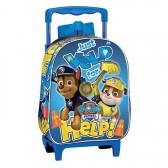 Trolley maternal Patrol 28 CM Paw bag