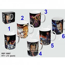 Mug Johnny Hallyday Classic