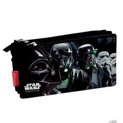Trousse Star Wars Imperial - 3 compartiments