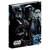 Workbook A4 Star Wars Space 34 CM