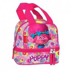 Sac goûter isotherme Trolls Poppy Happy