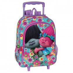Rolling Native Backpack Trolls Cooper 37 CM - Trolley