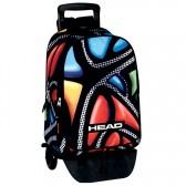 Roller Head Spiel 42 CM Trolley Bus Premium Rucksack
