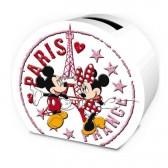 Set di 2 tazze cuore Minnie